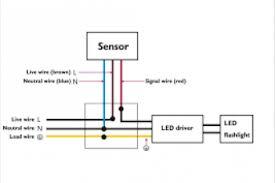 pir light wiring diagram wiring diagram