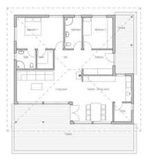 first floor of the camellia dogtrot plan available from humid