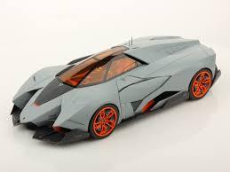is the lamborghini egoista lamborghini egoista 1 18 scale model is more awesome than the