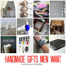 Handmade Gifts For Him Ideas - handmade gifts want