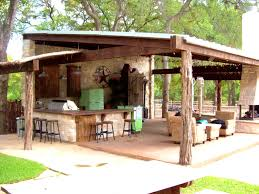 outdoor bar ideas uncategorized breathtaking rustic outdoor kitchen stunning smart