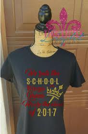 Class Shirt Senior Shirt Class Of 2016 Class Of 2017 Class