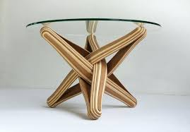 bamboo dining table design custom made bamboo dining table with