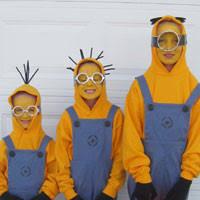 Minion Halloween Costume Minion Halloween Costumes Hairland