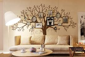 living room wall stickers tree wall decals for living room design idea and decorations