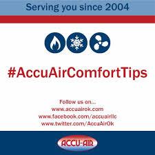 Air Comfort Solutions Tulsa Accu Air Heating Air Conditioning Ventilation