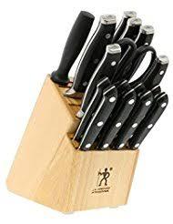 dishwasher safe kitchen knives amazon com dishwasher safe knife block sets knife sets home