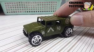 unboxing toys review demos tomica military jeep extended youtube