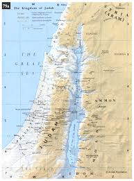 Map Of Israel In Jesus Time Timeline 470 350 Bc The Return From Exile