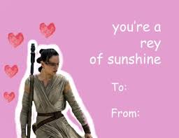 Star Wars Valentine Meme - 22 sh tty star wars valentines cards to let them know that yoda