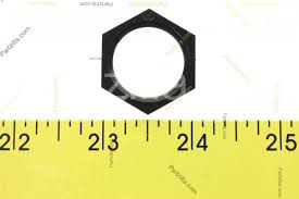 90170 22187 00 nut hexagon 3 46