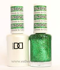 daisy gel polish ode to green 513 esther u0027s nail center