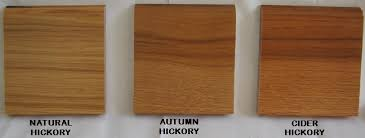 Stained Hickory Cabinets Wood Door Profiles Choices Custom Options Eclectic Ware