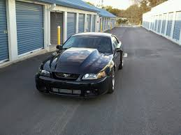 2003 Mustang Gt Black For Sale Turbo Terminator Single 88mm 5 4l Dohc Low Miles
