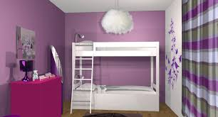 Chambre A Coucher Blanche by Indogate Com Decoration Chambre Fille Moderne