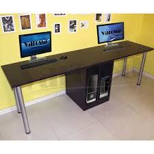 2 level computer desk popular of computer desk workstation awesome interior design style
