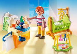 playmobil babyzimmer babyzimmer mit wiege 5304 playmobil deutschland