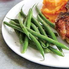 green bean thanksgiving recipes lemony green beans recipe myrecipes
