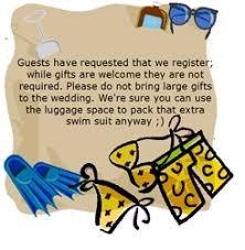 bridal registry for honeymoon registry wording on your website help wedding registry