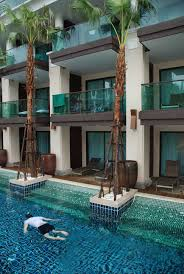hotel in thailand great concept swimming pool right outside