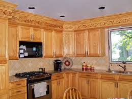 Kitchen Design Oak Cabinets Emiliederavinfan Net Detail 59611 First Birthday N