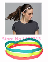 sports hair bands new arrival1 pc women men hair bands sports headband anti