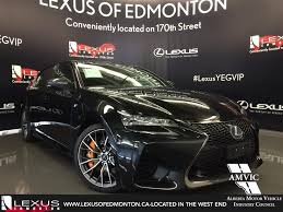 lexus caviar 2016 black lexus gs f walkaround review downtown edmonton