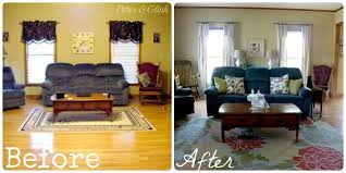 livingroom makeovers living room makeover without paint or furniture hometalk