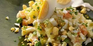recette cuisine hiver salade polonaise d hiver facile et pas cher recette sur cuisine