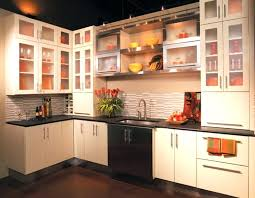 Glass Door Kitchen Cabinets Glass For Kitchen Cabinets Snaphaven