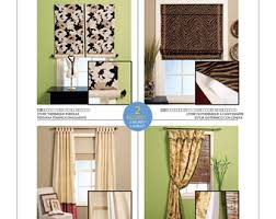 Curtain Patterns To Sew Roman Shade Pattern Etsy