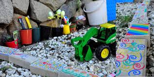 How To Create A Rock Garden by A Rock Play Garden Be A Fun Mum