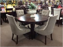 Dining Table And Fabric Chairs Stunning Round Table With Chairs Round Table Chairs Round Dining