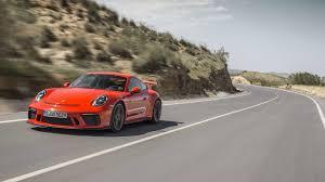 porsche 911 gt3 2018 porsche 911 gt3 first drive the ultimate version of the 911