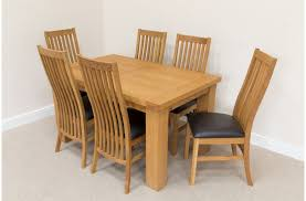 Oak Dining Room Table And 6 Chairs Furniture Oak Chairs Best Of Solid Oak Dining Room Table And 6