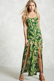 forever 21 foliage print maxi dress summer dresses from forever