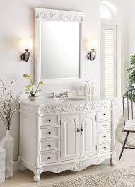 florence 48 inch vanity u0026 mirror bc 036w aw 48