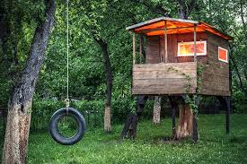 Tree Houses  Creative Child