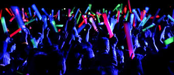 glow in the party ideas for teenagers trend of glow not so