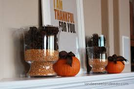spectacular thanksgiving mantel decorating ideas design