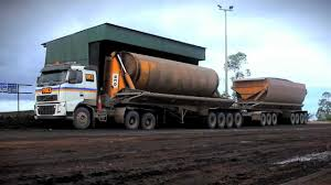 volvo heavy duty volvo trucks heavy hauling in indonesia youtube