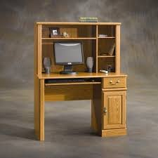 sauder orchard computer desk with hutch carolina oak 34 best computer desk with hutch images on computer