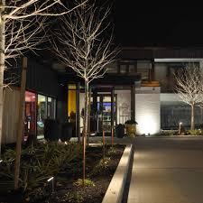 Kichler Outdoor Lights by Exterior Commercial Outdoor Lighting Design Ontario Ge Lighting