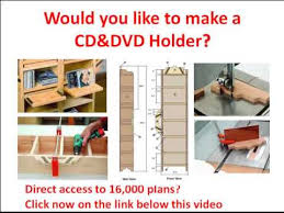 Dvd Holder Woodworking Plans by Dvd Rack Would You Like To Make A Dvd Rack Click Here For A Dvd