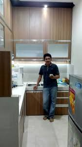Kitchen Set Minimalis Untuk Dapur Kecil Kitchen Set Murah Pabrik Kitchen Set Minimalis Kitchen Set