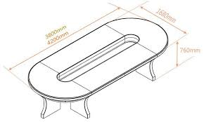 Standard Conference Table Dimensions Popular Of Standard Conference Table Dimensions With Cool Standard