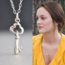Monogram Key Necklace The 25 Best Key Pendant Ideas On Pinterest Key Keys And