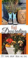 diy fall decor for the home and fall crafts we love involvery