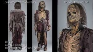 rick baker online auction lot 361 the haunted mansion zombie