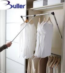 fair closet rods that pull down roselawnlutheran